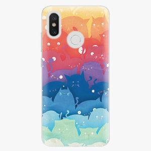 Plastový kryt iSaprio - Cats World - Xiaomi Mi 8