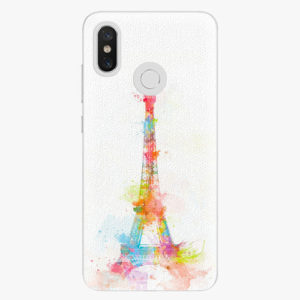 Plastový kryt iSaprio - Eiffel Tower - Xiaomi Mi 8