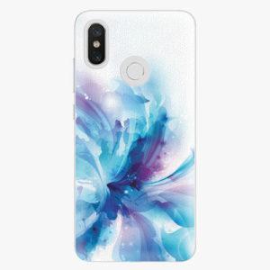 Plastový kryt iSaprio - Abstract Flower - Xiaomi Mi 8