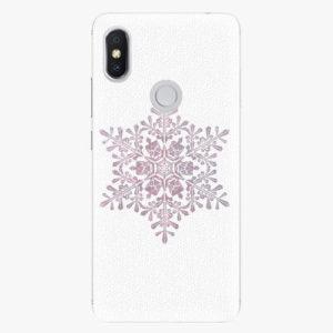 Plastový kryt iSaprio - Snow Flake - Xiaomi Redmi S2