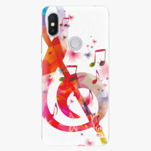Plastový kryt iSaprio - Love Music - Xiaomi Redmi S2