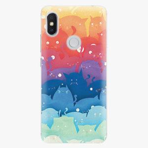 Plastový kryt iSaprio - Cats World - Xiaomi Redmi S2
