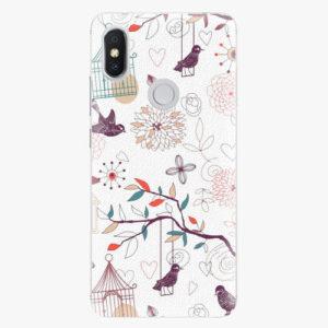 Plastový kryt iSaprio - Birds - Xiaomi Redmi S2