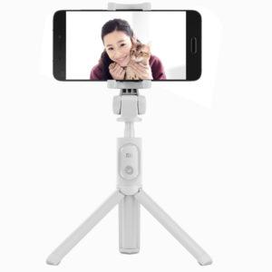 Multifunkční selfie tyč Xiaomi se stativem - white