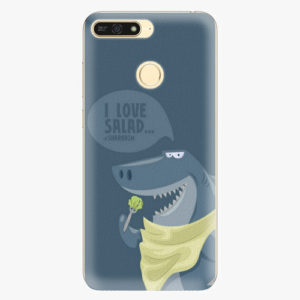 Plastový kryt iSaprio - Love Salad - Huawei Honor 7A