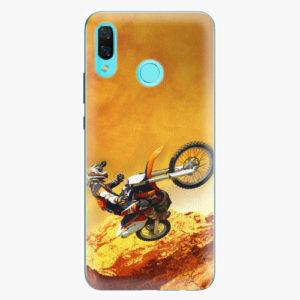 Plastový kryt iSaprio - Motocross - Huawei Nova 3