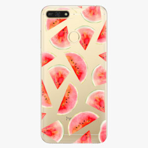 Plastový kryt iSaprio - Melon Pattern 02 - Huawei Honor 7A