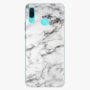 Plastový kryt iSaprio - White Marble 01 - Huawei Nova 3