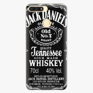 Plastový kryt iSaprio - Jack Daniels - Huawei Honor 7A