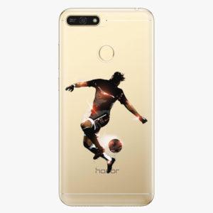 Plastový kryt iSaprio - Fotball 01 - Huawei Honor 7A