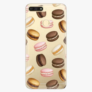 Plastový kryt iSaprio - Macaron Pattern - Huawei Honor 7A