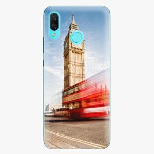 Plastový kryt iSaprio - London 01 - Huawei Nova 3