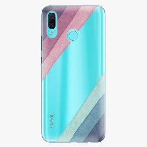 Plastový kryt iSaprio - Glitter Stripes 01 - Huawei Nova 3