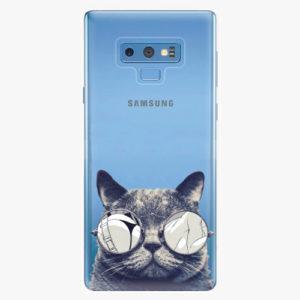 Plastový kryt iSaprio - Crazy Cat 01 - Samsung Galaxy Note 9