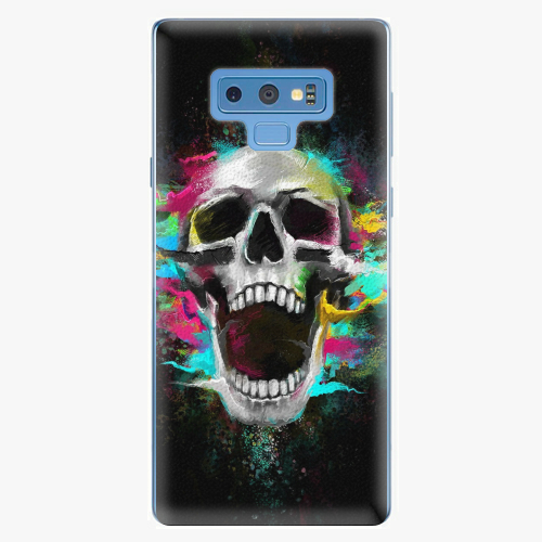 Plastový kryt iSaprio - Skull in Colors - Samsung Galaxy Note 9