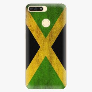Plastový kryt iSaprio - Flag of Jamaica - Huawei Honor 7A