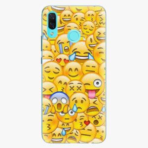 Plastový kryt iSaprio - Emoji - Huawei Nova 3