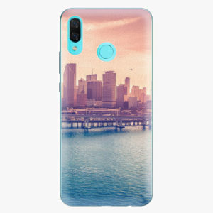 Plastový kryt iSaprio - Morning in a City - Huawei Nova 3