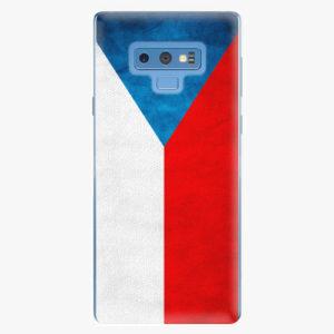 Plastový kryt iSaprio - Czech Flag - Samsung Galaxy Note 9