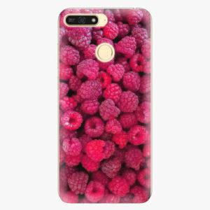 Plastový kryt iSaprio - Raspberry - Huawei Honor 7A