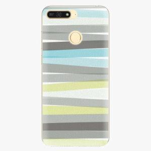 Plastový kryt iSaprio - Stripes - Huawei Honor 7A