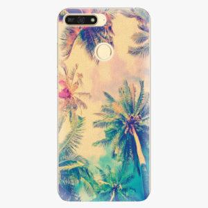 Plastový kryt iSaprio - Palm Beach - Huawei Honor 7A
