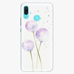 Plastový kryt iSaprio - Dandelion - Huawei Nova 3