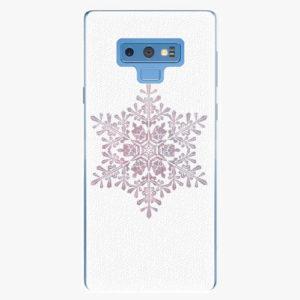 Plastový kryt iSaprio - Snow Flake - Samsung Galaxy Note 9