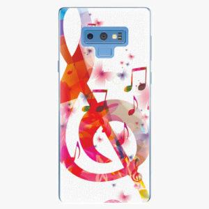 Plastový kryt iSaprio - Love Music - Samsung Galaxy Note 9
