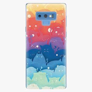 Plastový kryt iSaprio - Cats World - Samsung Galaxy Note 9