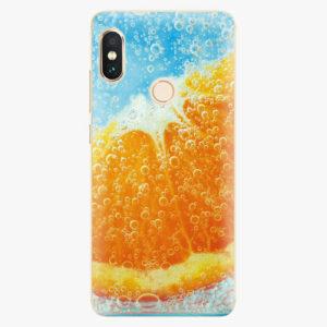 Plastový kryt iSaprio - Orange Water - Xiaomi Redmi Note 5