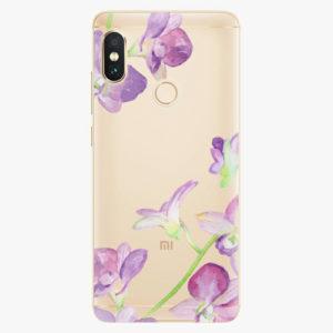 Plastový kryt iSaprio - Purple Orchid - Xiaomi Redmi Note 5