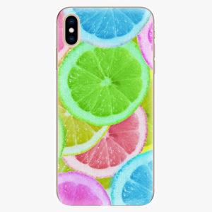 Plastový kryt iSaprio - Lemon 02 - iPhone XS Max