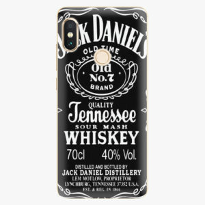 Plastový kryt iSaprio - Jack Daniels - Xiaomi Redmi Note 5