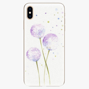 Plastový kryt iSaprio - Dandelion - iPhone XS Max