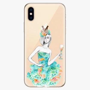 Plastový kryt iSaprio - Queen of Parties - iPhone XS