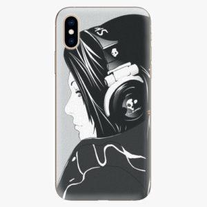 Plastový kryt iSaprio - Headphones - iPhone XS