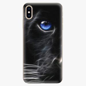 Plastový kryt iSaprio - Black Puma - iPhone XS Max