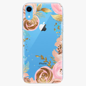 Plastový kryt iSaprio - Golden Youth - iPhone XR