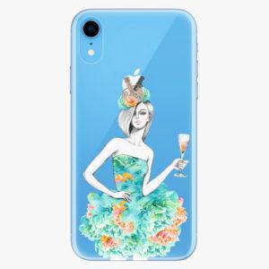 Plastový kryt iSaprio - Queen of Parties - iPhone XR