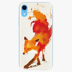 Plastový kryt iSaprio - Fast Fox - iPhone XR
