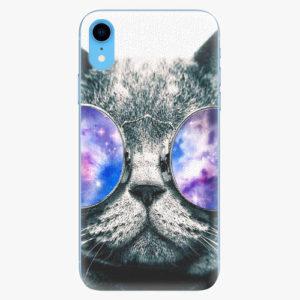 Plastový kryt iSaprio - Galaxy Cat - iPhone XR