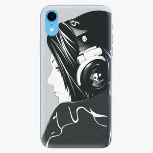 Plastový kryt iSaprio - Headphones - iPhone XR