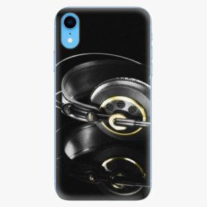 Plastový kryt iSaprio - Headphones 02 - iPhone XR