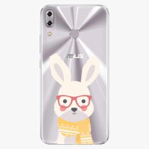 Plastový kryt iSaprio - Smart Rabbit - Asus ZenFone 5Z ZS620KL