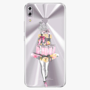 Plastový kryt iSaprio - Queen of Shopping - Asus ZenFone 5Z ZS620KL