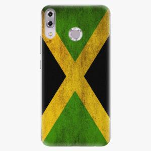Plastový kryt iSaprio - Flag of Jamaica - Asus ZenFone 5Z ZS620KL