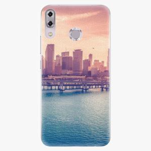 Plastový kryt iSaprio - Morning in a City - Asus ZenFone 5Z ZS620KL