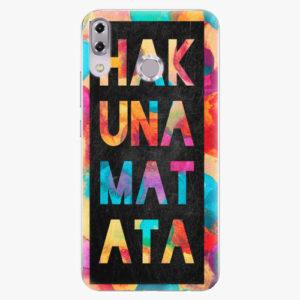Plastový kryt iSaprio - Hakuna Matata 01 - Asus ZenFone 5Z ZS620KL