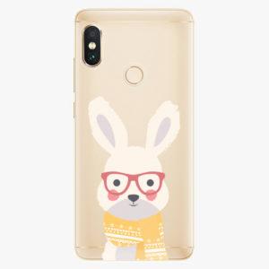 Plastový kryt iSaprio - Smart Rabbit - Xiaomi Redmi Note 5